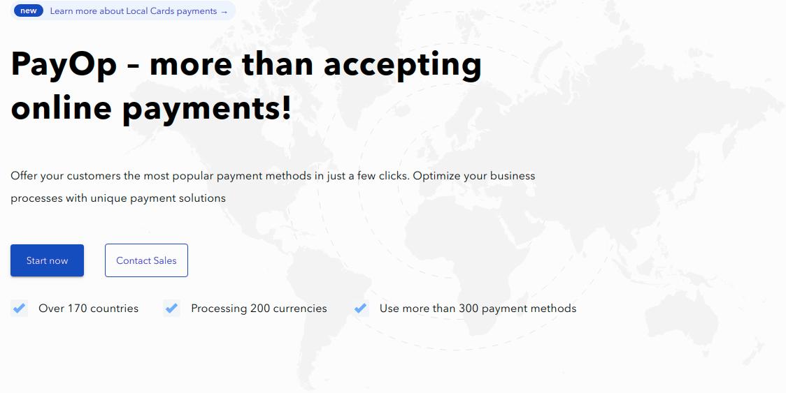 payop payment processor
