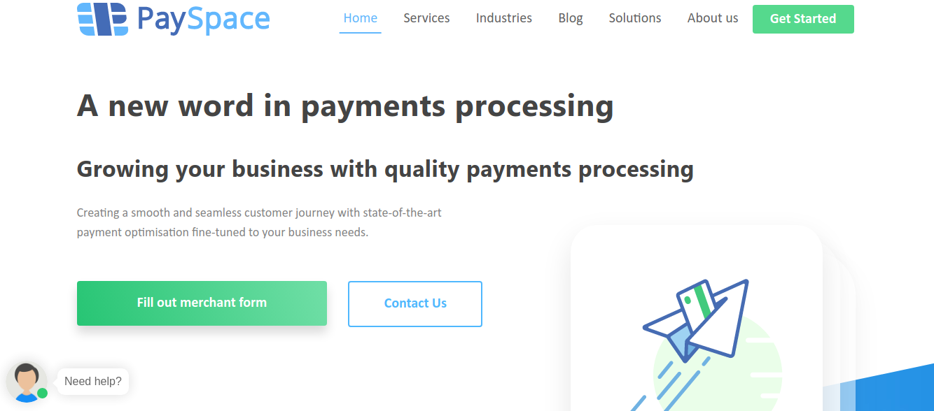 payspace payment gateway
